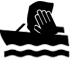 Yachtpflege-Icon