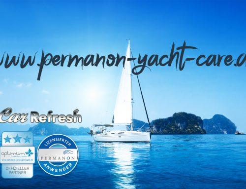 Permanon Yacht Care – Oberflächenschutz