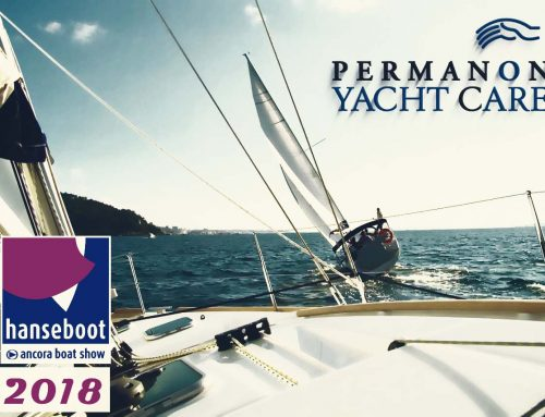 hanseboot ancora boat show 2018 Permanon Yacht Care