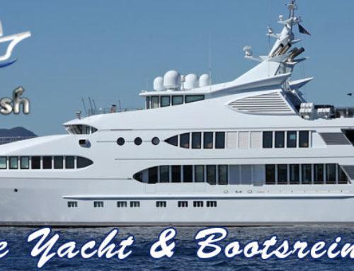 Yachtservice – Bootsreinigung