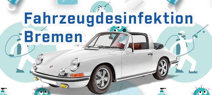Fahrzeugdesinfektion Bremen